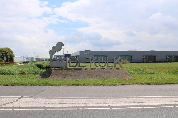 Industrieterrein De Kulk in Hoek van Holland