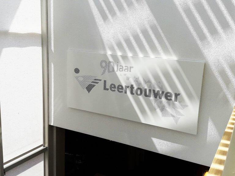 Logo Leertouwer Spot-art